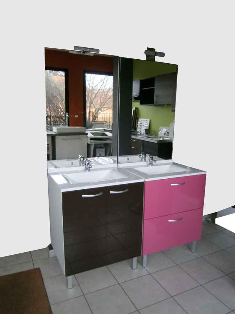 Mobilier de salle de bain fabricant de mobilier sur for Salle de bain mobilier